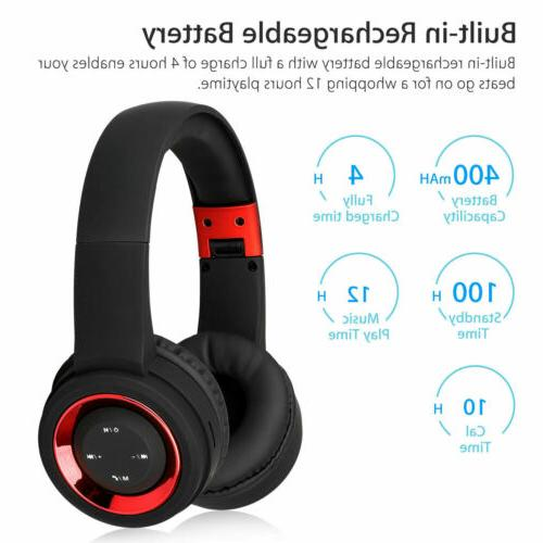 Mpow Headset Noise Cancelling Ear Microphone