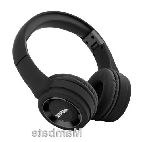 Wireless Headphones Headset Noise Cancelling With