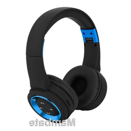Wireless Bluetooth Headset Noise Cancelling With