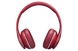 Samsung Level On Wireless Noise Canceling Headphones, Red-Re