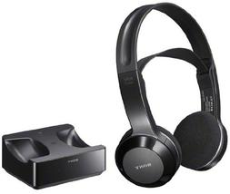 Sony Long Range Wireless Stereo Headphones with Wide Comfort