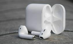 new airpods wireless headphones bluetooth 2nd generation