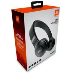 New JBL E45BT On-Ear Wireless Foldable Headphones - Black