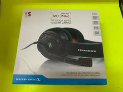 *NEW* Sennheiser GAME ONE Gaming Headset, PC, MAC, PS4, MOBI