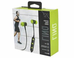 New IJoy- Linq Wireless Bluetooth Magnet Earbuds w/Built In