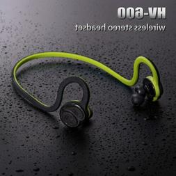 Noise Cancelling Wireless Bluetooth 4.1 Stereo Sports Headse