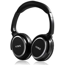 OnEar Headphones Over Bluetooth Microphone,ZZSY Wireless 4.1