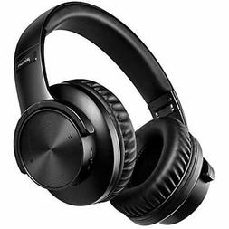 Picun OverEar Headphones B8 Blueooth 40 Hrs Playtime Touch C