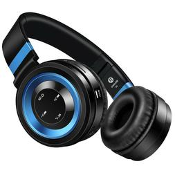 PICUN P6 Wireless Bluetooth Headphones Stereo Over Ear Earph
