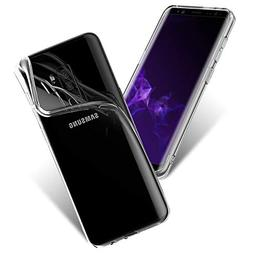 Alaxy Phone Case Compatible with Galaxy S9 Plus Cases, Cryst