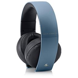 Sony Playstation Gold Wireless Gaming Headset Uncharted 4 Li