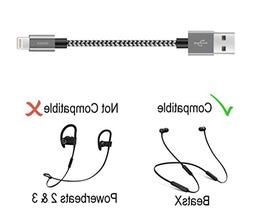 Portable Easy-to-Carry Short USB Charge Power Cable Cord for