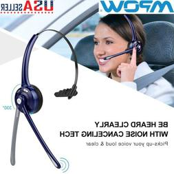 Mpow Pro Bluetooth Headset For Car Truck Driver Wireless Hea