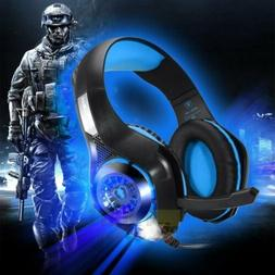 Pro Wireless Gaming Headset  XBOX One PS4 With Mic Stereo He