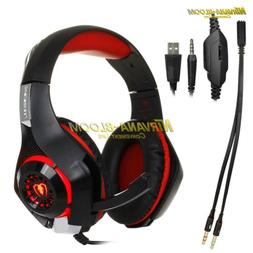 PS4 Headset Gaming Headset Headphone With Mic For Playstatio