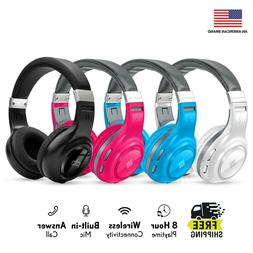 Polaroid Bluetooth Wireless Headphones | Dynamic Stereo Head