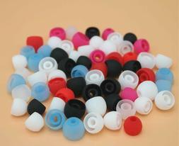 REPLACEMENT SILICONE EAR BUDS for Bluetooth Wireless Headset