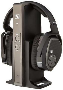 Sennheiser RS 175 Over-Ear Wireless Headphones with Stereo B