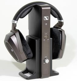 Sennheiser RS 185 Headband RF Wireless Headphone System Brow