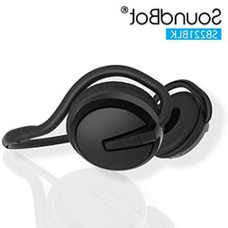 SoundBot SB221 Bluetooth 4.0 Wireless Headphone Headset Swea