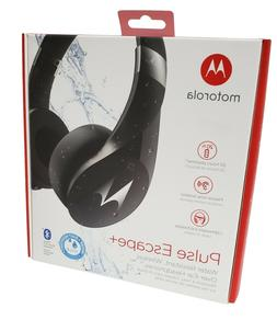 Motorola SH013 BK  Pulse Escape + Wireless Over-Ear Headphon