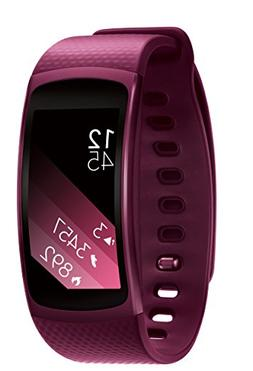 Samsung SM-R3600ZINXAR Gear Fit2 Smartwatch with Small Band
