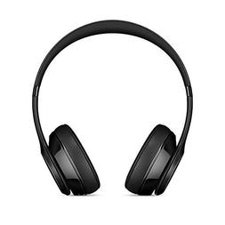 Beats Solo 3 Wireless On-Ear Headphones - Gloss Black