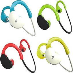 Stereo Bluetooth Wireless Headphones with Call Answering and