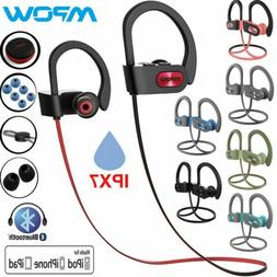 MPOW STEREO IPX7 Wireless Bluetooth Headphones Noise Cancell