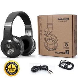 Bluedio T2+ Plus Bluetooth 4.1 Stereo Hi-Fi Wireless Headset