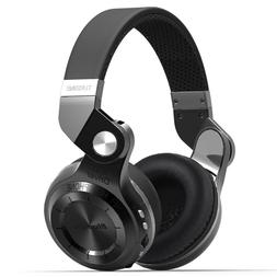 Bluedio T2 Plus Turbine Wireless Bluetooth Headphones with M