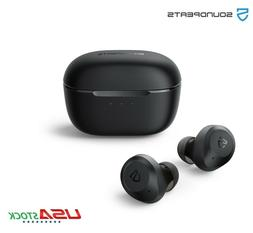 SoundPEATS T2 Wireless Earbuds Active Noise Cancelling USB-C