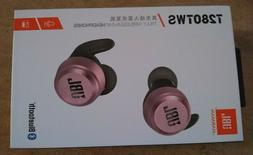 JBL T280TWS  Wireless In-ear Headphones - Rose color