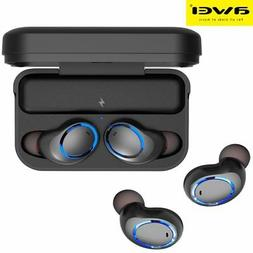 Awei T3 TWS Binaural Bluetooth Earphones Noise Cancelling Wa