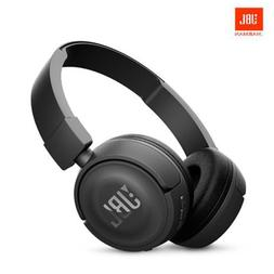 JBL T450BT Wireless Bluetooth <font><b>Headphones</b></font>