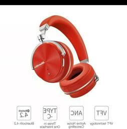 Bluedio T5S Bluetooth Active Noise Cancelling Wireless Headp