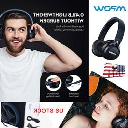 Mpow Thor Bluetooth Headphones On Ear Wireless Foldable for