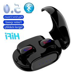Touch Control Bluetooth 5.0 Earbuds Wireless Twins Mini Earp