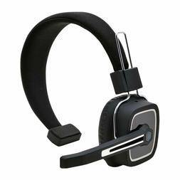 Bluetooth Headset With Mic For Truck Driver Over The Ear Wir