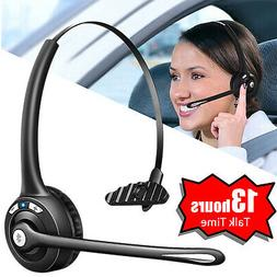 For Truck Driver Noise Cancelling Wireless Handsfree BT Boom