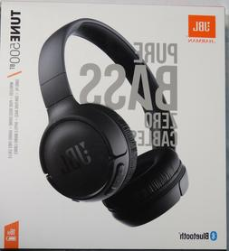 JBL TUNE500BT Wireless On-Ear Headphones with One-Button Rem