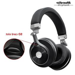 turbine headphones over ear wireless bluetooth headset