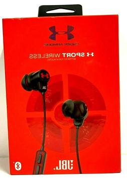 JBL Under Armour Sport Wireless Headphones with Remote and M