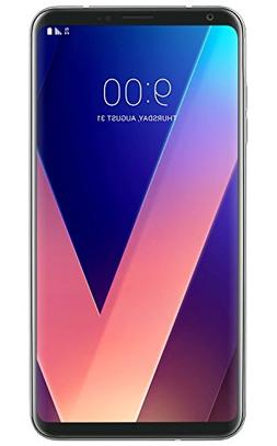 NEW Unlocked LG V30 Silver Smartphone OLED Screen 64GB Seale