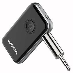 Mpow Upgraded Bluetooth Receiver and Transmitter, Wireless B