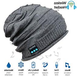 HighTechLife Upgraded Wireless Bluetooth Beanie Hat Headphon