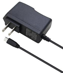 US AC/DC Power Adapter Charger For Mpow A1 Bluetooth Headpho