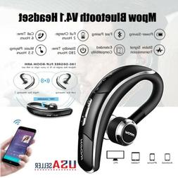 Mpow Bluetooth V4.1 Headset Wireless Headphones Earpiece wit