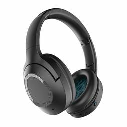 iDeaPlay V402 Active Noise Cancelling Headphones, Wireless B