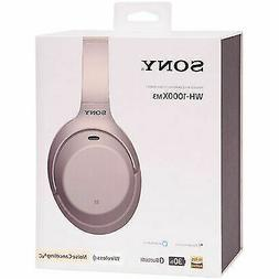 Sony WH-1000xm3/S Wireless Noise Canceling Overhead Headphon